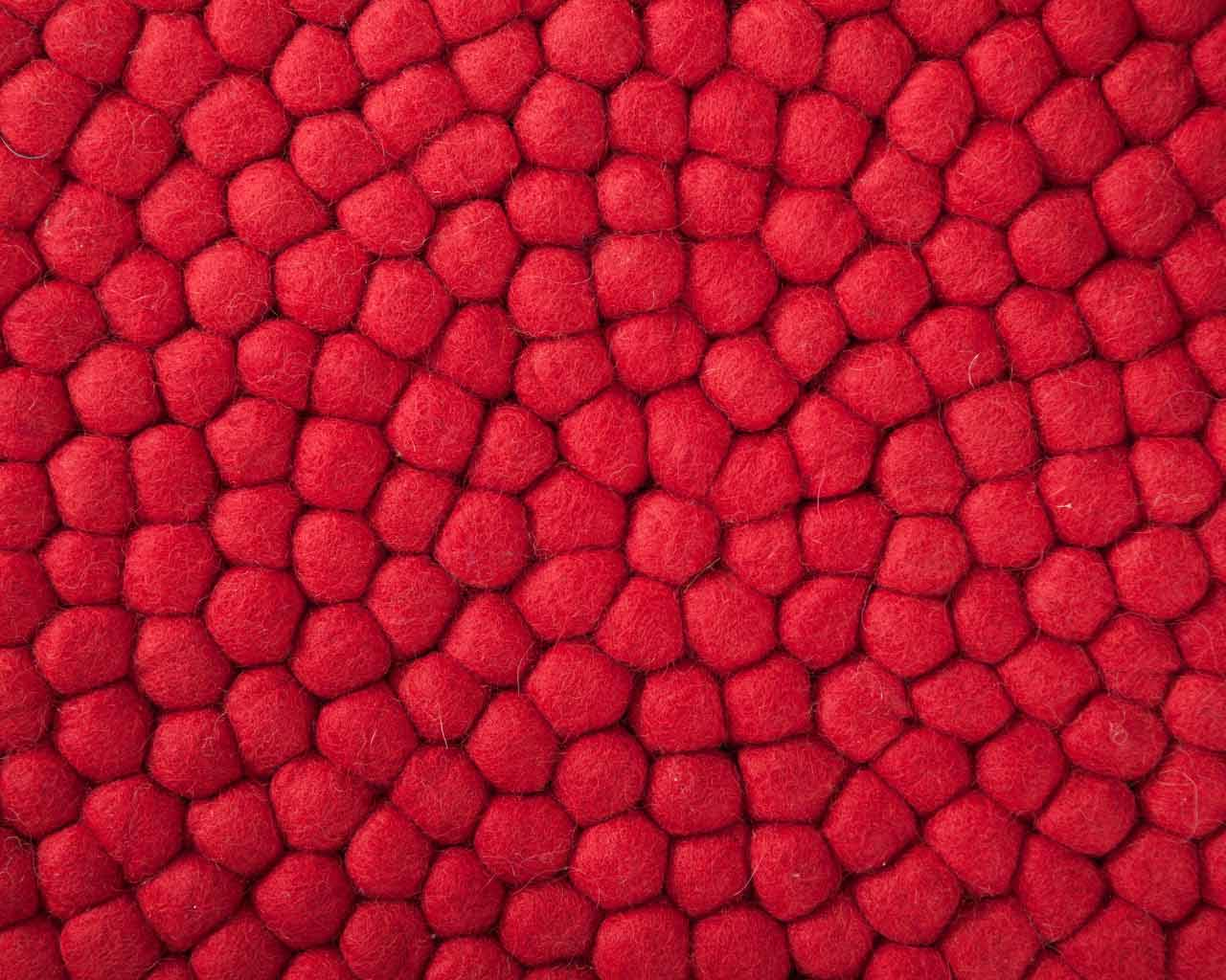 round children carpet soft texture