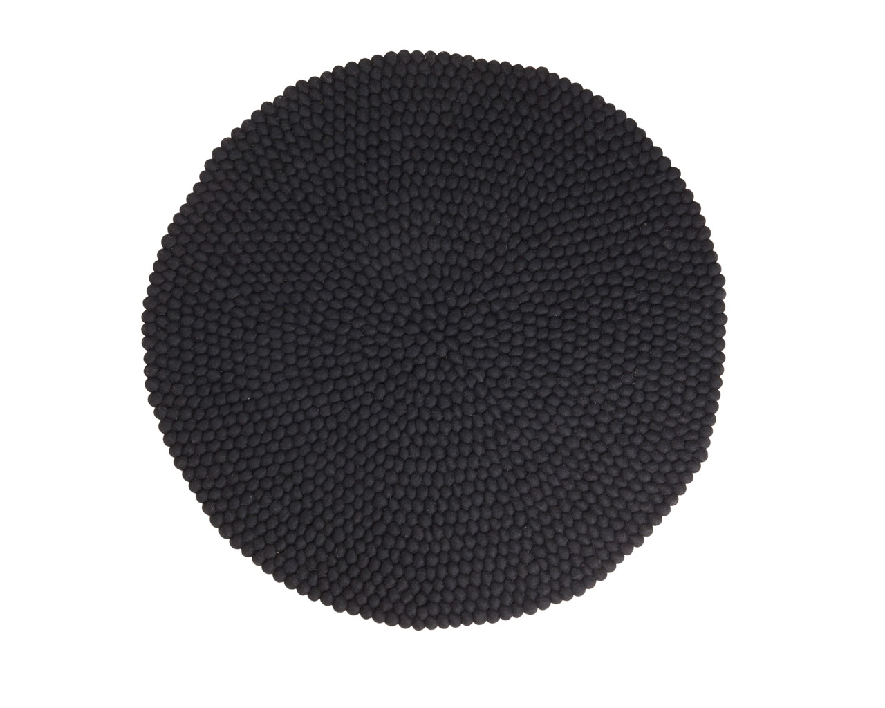 round black rugs luxury design