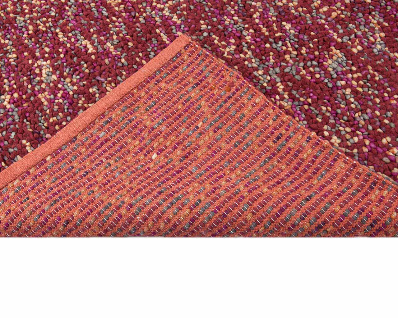 rugs contemporary red shades pink