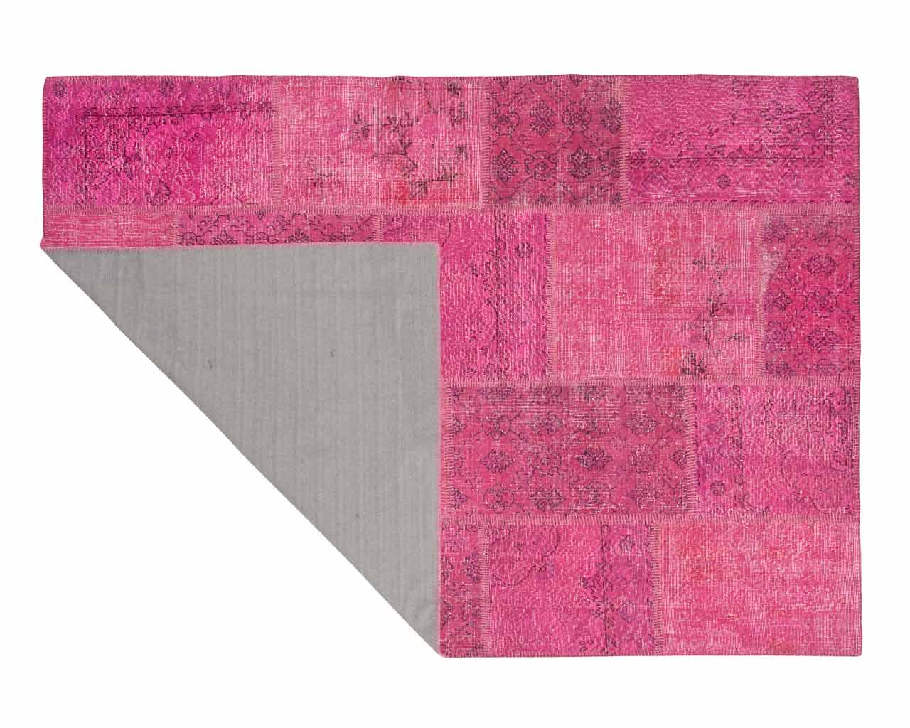 big rectangle pink carpet
