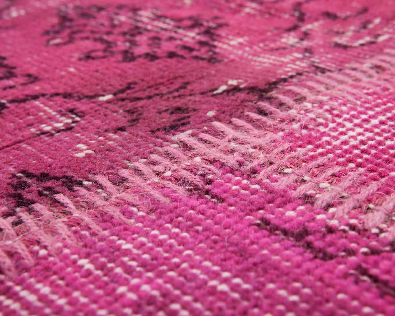 european designer carpet pink