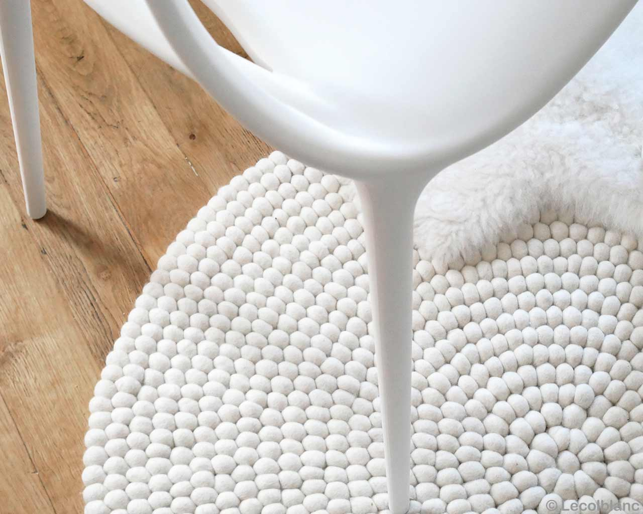 modern round carpets white color 1